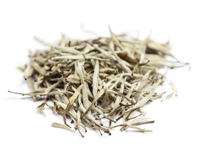propiedades del té blanco agujas de plata