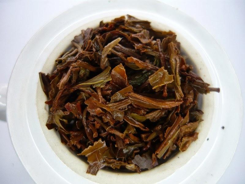hojas mojadas de darjeeling moscatel mahalderam