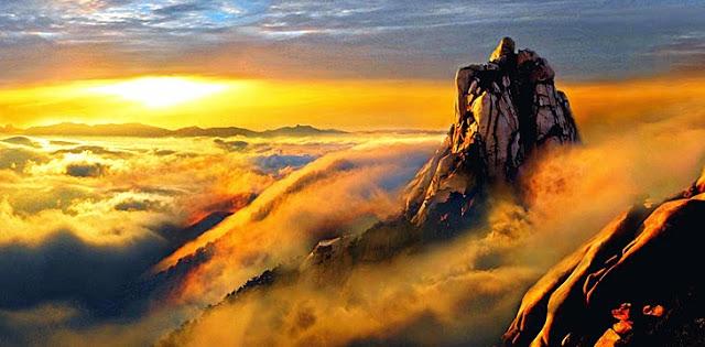 Montañas de Zhejiang