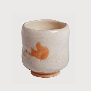 taza raku cerámica