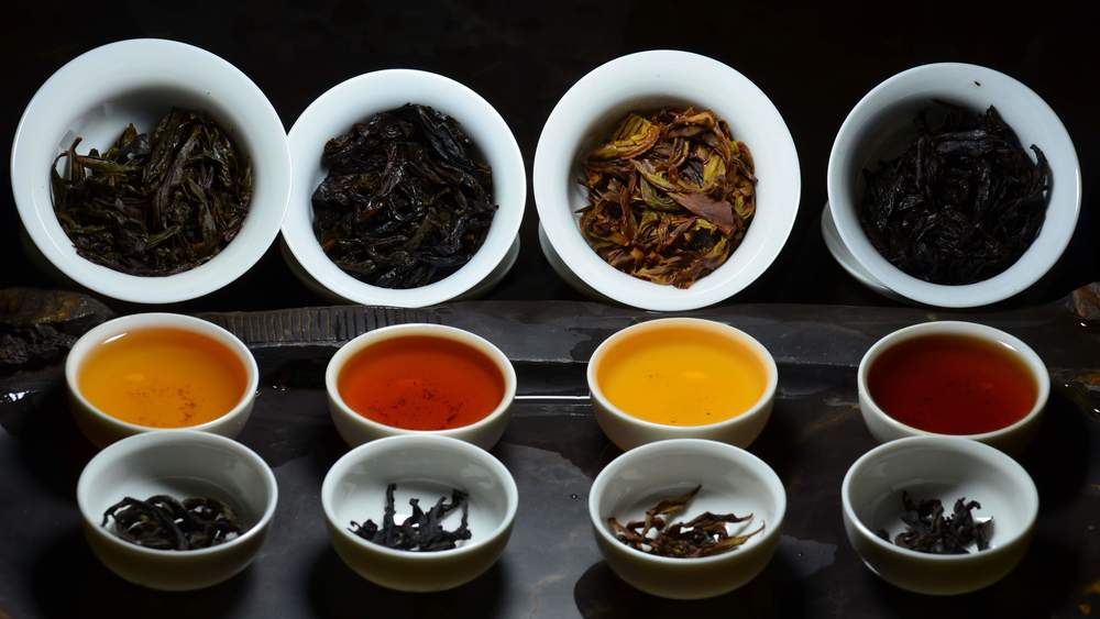 Rougui+Huang+Guan+Yin+Bai+Ji+Guan+aged+Da+Hong+Pao+Cha+Shifu+Oolong+tea+expertise+by+rock+tea+Felsentee+Tee+Steintee+Wuyi+Shan+Mountain